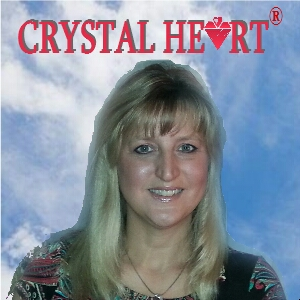 A warm welcome from Caroline at Crystal Heart Psychics