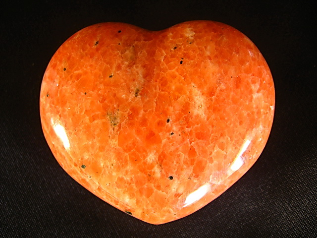 Orange calcite | Crystal meaning | Crystal Heart Psychic Readings Where The Heart Matters