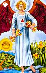 Temperance | Tarot meaning | Crystal Heart Psychics| Psychic Readings – Where The Heart Matters
