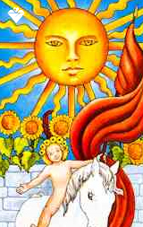 The Sun | Tarot meaning | Crystal Heart Psychics | Psychic Readings Where the Heart matters